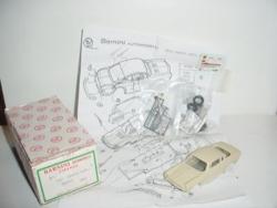 Fiat 2300S by Barnini