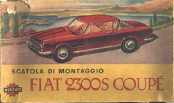 Fiat 2300S Cabriolet by Mercury