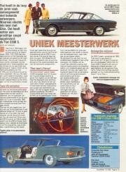 Autoweek - Fiat 2300 S Coupe