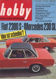 Hobby - Fiat 2300 S Coupe