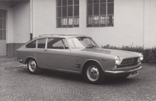 """Ghia Fiat 2300S """"Club"""" Shooting Brake"""
